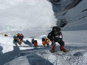 Сколько стоит восхождение на Эверест?