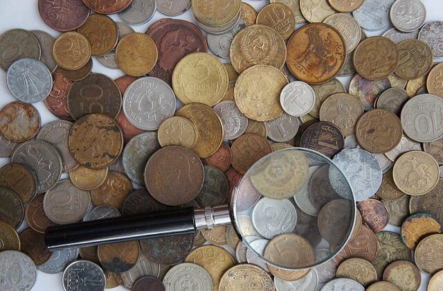 Сколько стоят монеты СССР?