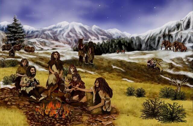 Cколько жили люди и сколько лет живет человек?