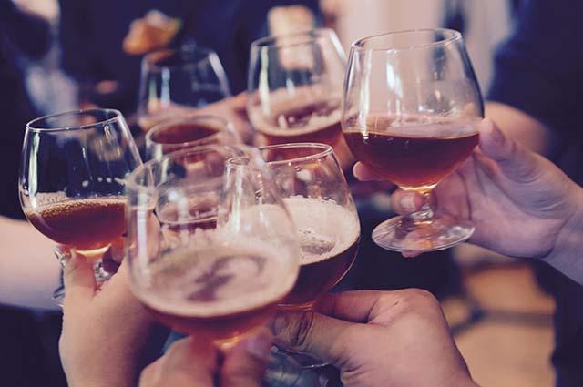 сколько выводятся продукты распада алкоголя
