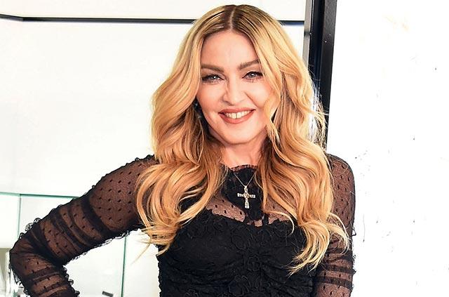 cколько лет Мадонне