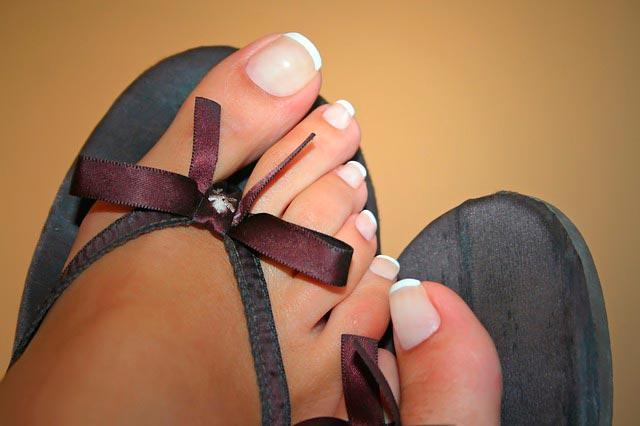ноготь на ноге