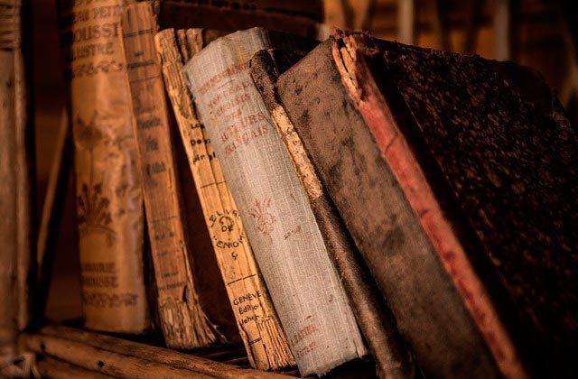 Сколько лет книгам