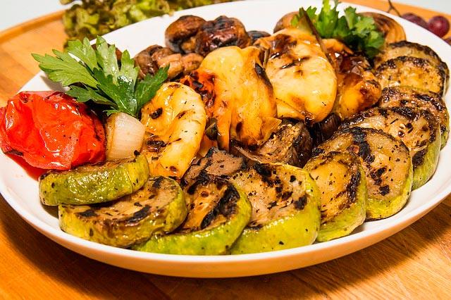 Блюдо из овощей