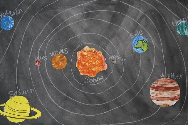 сколько основных планет в солнечной системе