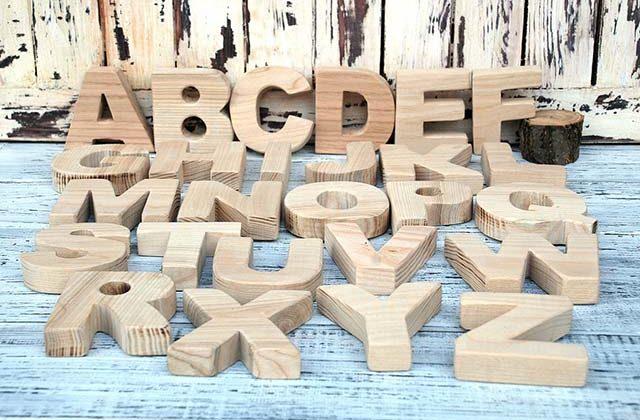 сколько букв в латинском алфавите