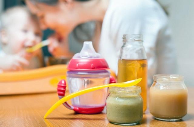Сколько хранится детское питание